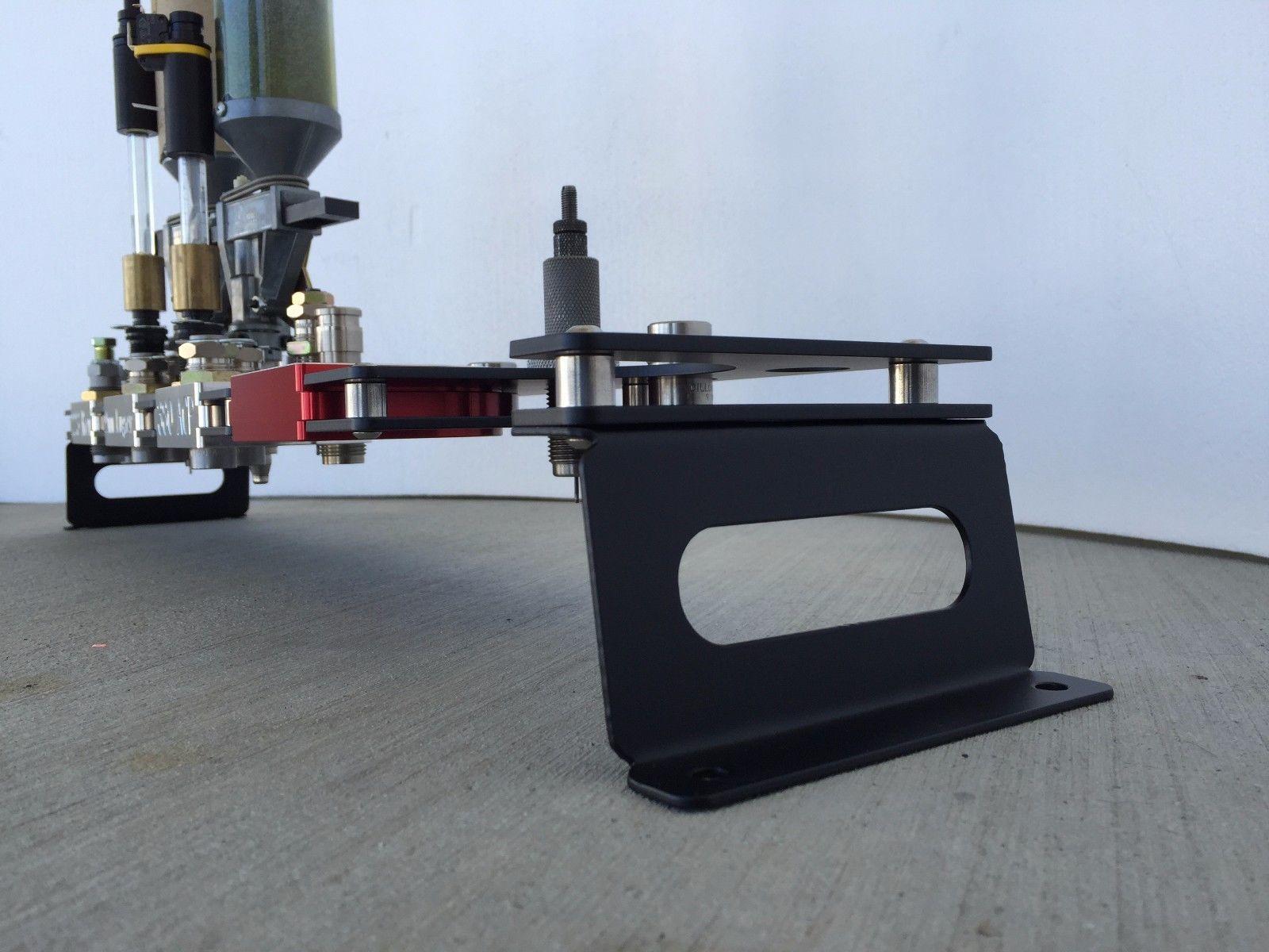 Dillon XL650 Toolhead Rack Bench Mount Side Demo – Kinetic